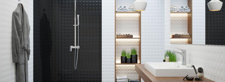 Salle de bain tendance 2017 maison moderne for Tendance salle bain 2017