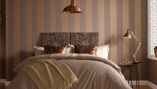 Et si j'optais pour le papier peint pour décorer ma chambre ?